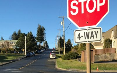 What are the Rules of a 3-Way/4-Way Stop Sign?