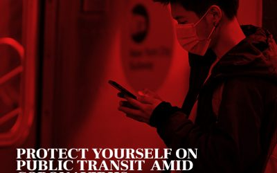 Protect Yourself on Public Transit Amid Coronavirus Outbreak